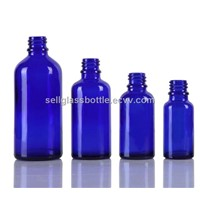 Blue Essential Oil Bottle(in stock)