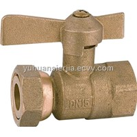 Brass Ball Valve SRJ-1016