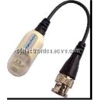 CCTV Accessories/Twisted-Pair Video Transmitter-CJ-106 Single Channel Passive Video Balun
