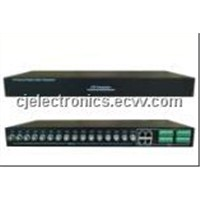 CCTV Accessories/Video Balun-CJ-1600 16CH PASSIVE VIDEO TRANSCEIVER