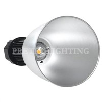 CE, ROHS 180W Energy Efficient Outdoor Industrial Aluminum LED High Bay Light Fixtures