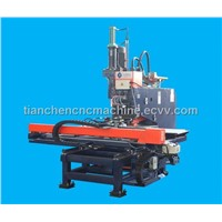 CNC Hydraulic Plate Punching,Marking and Drilling Machine Model PPD103