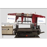 CNC Rotation Angle Band Sawing Machine for H-beams Model BS750/BS1050/BS1260