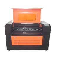CO2 laser cut and engrave machine DW-6090