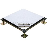 Calcium sulphate access floor panel