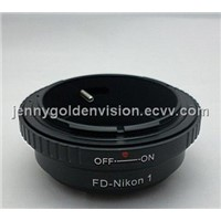 Canon FD to Nikon 1 Mount Adapter J1 V1 FD-N1