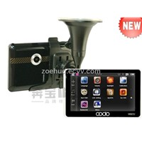 Car DVR GPS-M521V