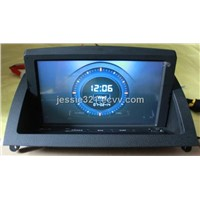 "NEW 8"" Car Navigation System DVD Player,GPS,BT,Radio,USB,PIP, For BENZ C200 C300 W204"
