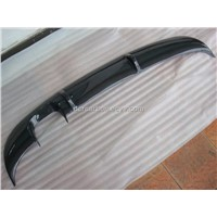 Carbon fiber rear bumper diffuser for 2005-2007 Volkswagen Golf GTI MK5