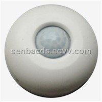 Ceiling sensor switch for lamp