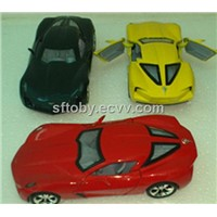 Chevrolet-Die Cast Auto Model-Musical Mini Car-Light Mini Car