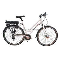 City electric bike nice bike M730