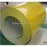 Color Coated Prepainted Steel Coil