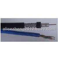 Combo Cable (RG6+22AWG PAIRS)