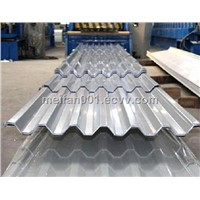 Corrugated Aluminum Sheet