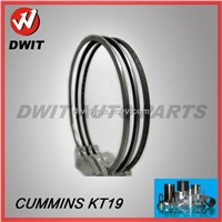 Cummins K19 engine piston ring