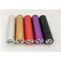 Cute Cylinder Emergency Portable Charger for Tablet PC iPhone 4s iPad Samsung Htc