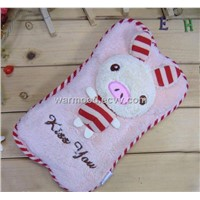 Cute plush explosion proof hot pack heating pack