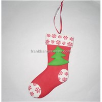 Cute stocking  Polymer clay for christmas tree hanging ornaments
