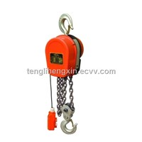 DHS electric chain hoist, constructive lifting equipment