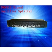 DJ Equipment DMX512 Signal Amplifier Splitter