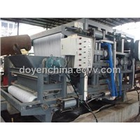 DOYEN Belt Filter Press Dewatering Machines