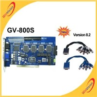 DVR Card GV Card gv800S with V8.3 software version with cheap price and hot sale