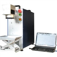 Deaktop fiber laser marking machine