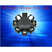 Disco Stage Lighting LED 8Claws Effect Light/LED Light