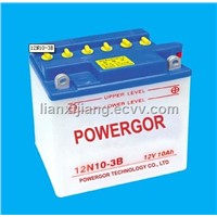 Dry Charge Car battery N70