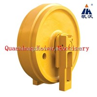 E120B front idler for undercarriage part excavator