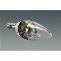 E14 LED Candle Light- CE, RoHs, TUV appprovals-C403a-C