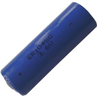 ER10450-950mAh AAA size Primary Li-SOCl2 Battery with High-energy Type, 3.6V Voltage