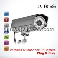 Economical P2p H. 264 Waterproof Ir Ip Camera 20m
