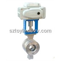 Electric actuator, Valve drive system, The electric head