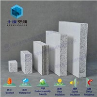 Fireproof & Sound Insulation Composite Solid Polystyrene Concrete Wall Panel