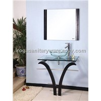Floor Mounted Glass Bowl (VS-7022)
