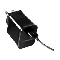 For Samsung Galaxy Tab Detachable Multi Travel Charger with USB to 30 Pin Data Cable ,Black