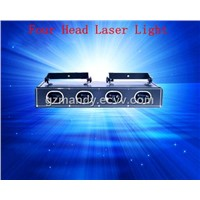 Four Head Stage Laser Lighting