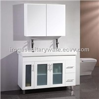 Free Standing Vanities With Shaving Cabinets (IS-2131)