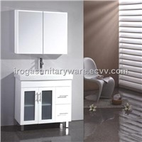 Free Standing Vanity With Shaving Cabinet (IS-2039)