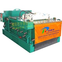 Frequency-Conversion Type Balanced Elliptical Shale Shaker