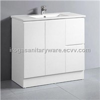 Gloss White Vanities No Handles (IS-2042)