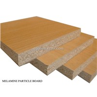 E1/E2 Melamine Particle Board for Furniture Use