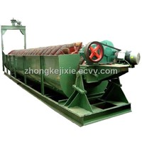 Gravity Spiral Separator for Iron Ore Separation