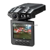 HD Car dvr recorder with night vision