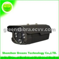 H. 264 2MP IP IR Box Camera, Waterproof Housing, Outdoor Use (AM-C738)