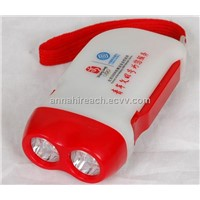 Hand Pressing Torch Flashlight (HR-T05)