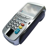Handheld EFTPOS Terminal with Fingerprint and Printer