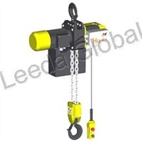 Heavy Duty Dual Speed Electric Chain Hoist